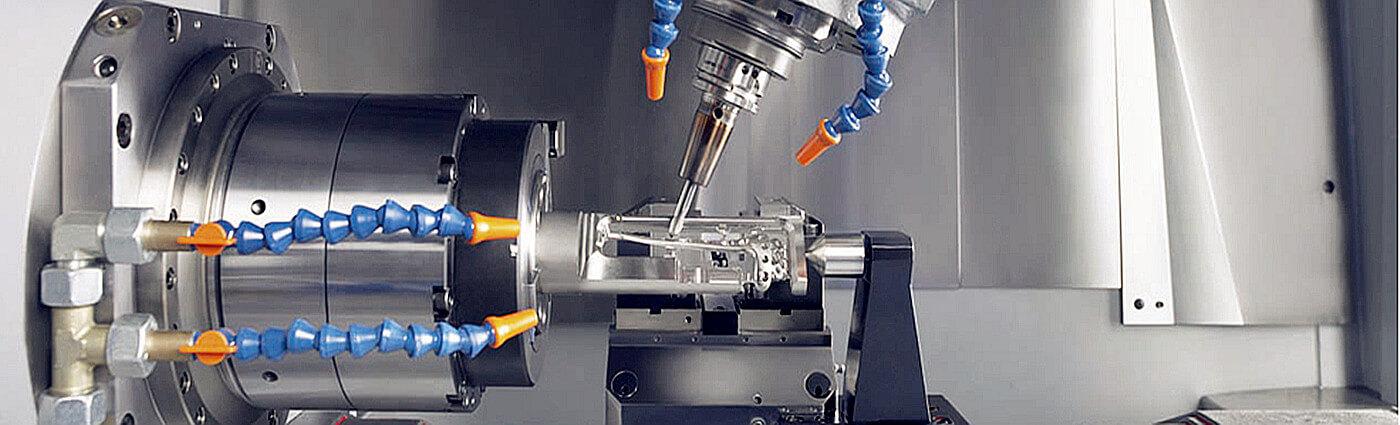 Professional precision machining service