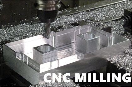 CNC MILLING PROJECTS