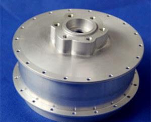 Aluminium Rapid Prototype