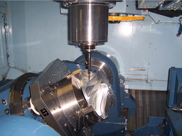 Introduction of CNC Machining Center Five axis and Its Difference from Three axis & Four axis
