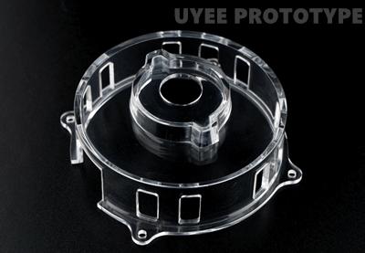 Plastic prototype making