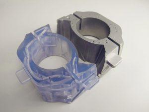 Custom medical parts
