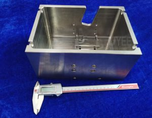Titanium precision parts
